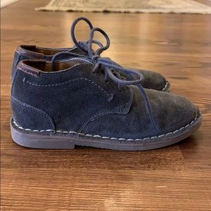 Kenneth Cole Shoes - Little boys grey suede shoes